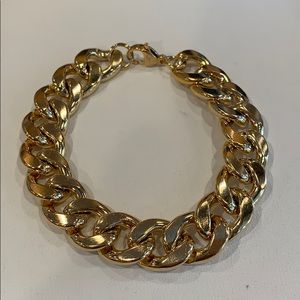 Other - 15mm Solid Stainless Steel Cuban Chain Bracelet